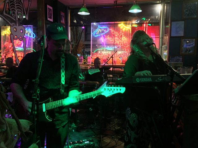 "1/04/19- LIVE MUSIC by ""Triple D"""