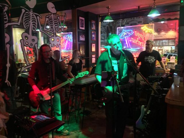 "8/10/18- LIVE MUSIC by ""Petty Thieves"""